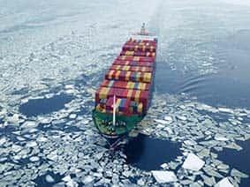 Containerschweiß
