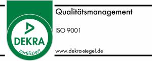 Zertifizierung Qualitätsmanagement ISO 9001
