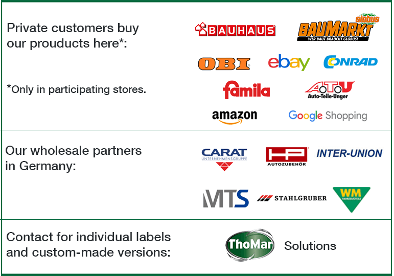 Points of sale for consumers
