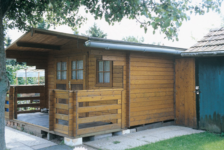 multi dry example of use garden shed