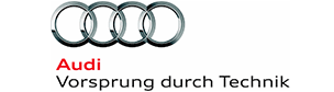 Link to the Audi homepage